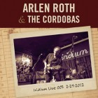 Arlen Roth IridiumLive CD