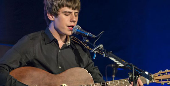 Jake Bugg live at The Iridium NYC