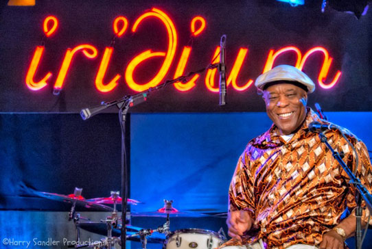 Buddy Guy live at The Iridium NYC
